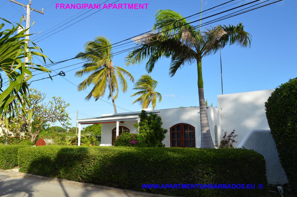 Frangipani Apartment - Sweet Jewel Apartments