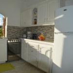 Frangipani Apartment - The Kitchen
