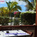 Sea-view Apartment - Patio/garden
