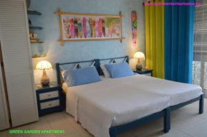 Green Garden Apartment in Barbados