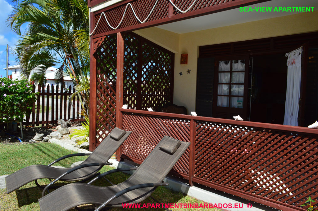 Beach View Apartments Barbados