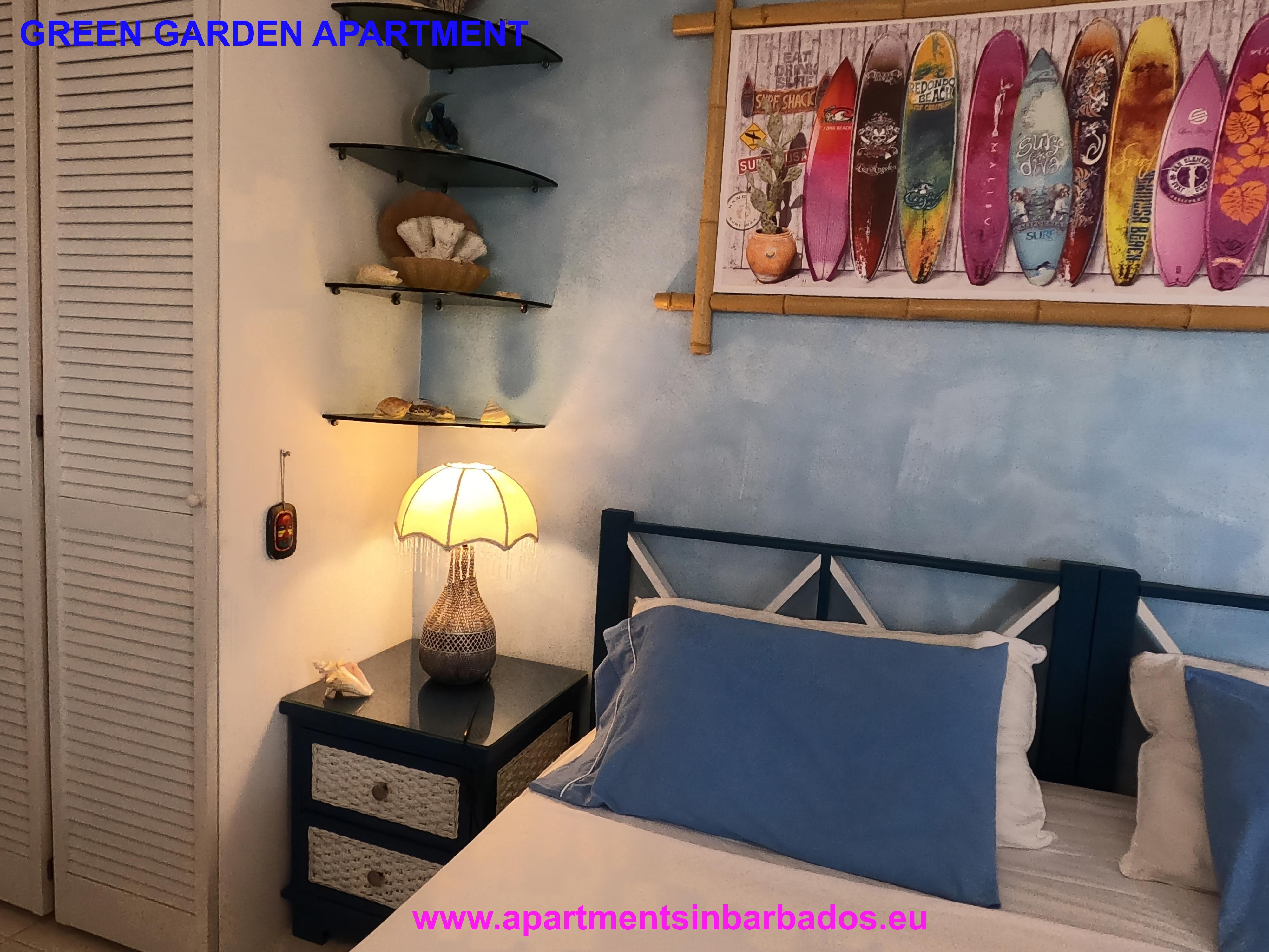 Green Garden Apartment - Details