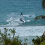 Kitesurfing at our Secret Spot - Barbados